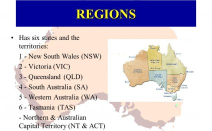 REGIONS: New South Wales