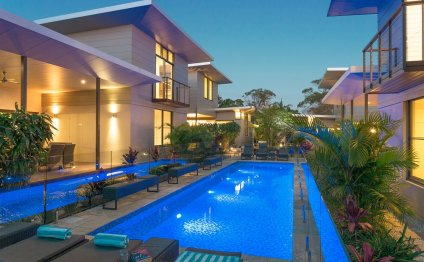 Byron Luxury Beach Houses