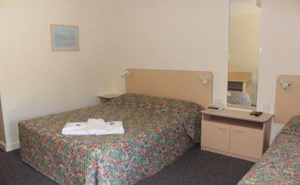 No-frills Macksville motel