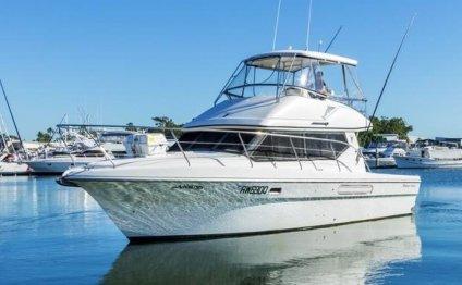 Steber 34 Fishing Boat Charter