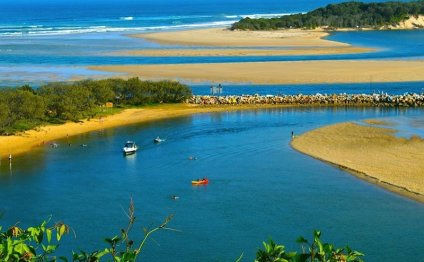 Nambucca River Estuary and V