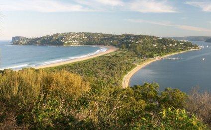 Ocean shores australia