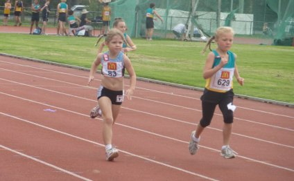 Zone Program Little Athletics