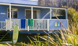 Beachcomber Holiday Park, Eurobodalla nationwide Park