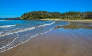 Diggers Beach, Coffs Harbour