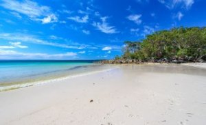 Green Patch Beach, Jervis Bay