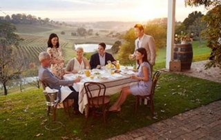 Hunter Valley dining
