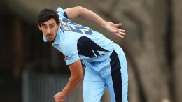 Mitchell Starc has been ruled out associated with Matador One-Day Cup with a shin laceration.