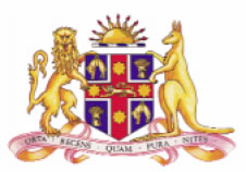 brand new South Wales Coat of Arms