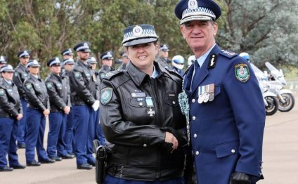 New South Wales polices