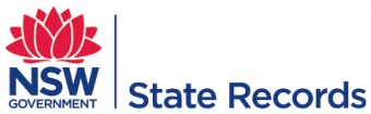 NSW State reports logo design